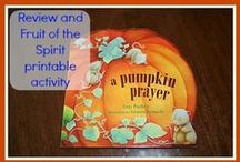 Fall fun / Recipes, activities, learning fun for autumn. / by Lara @ Everyday Graces