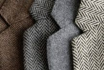 Style / Men's fashion. Tweed welcome.