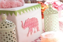 baby shower ideas / by Amy Graham