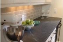 kitchen countertops / by Kristen Rettig
