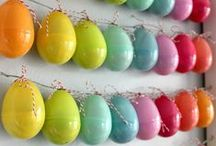 "!**Happy Easter!**! / ""Easter ideas, crafts, gifts, recipes and pictures."" (FOLLOW my boards and email mulewagon@gmail.com with your username, and I'll send you an invitation.) / by Mule Wagon"