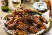 All Things Hot & Spicy / Hot and Spicy Recipes from wings to sauces!  Keep your hot recipes spicy and flavorful with these great tasting recipes.  Keep all the flavor and heat in your recipe with these great ideas and recipes.  To cook, bake, serve, or reheat your favorite spicy dish, use Xtrema 100% Ceramic Cookware.