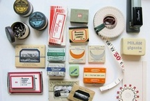 Vintage Office Basics and Supplies / Office Supplies, Furniture. / by Carla Smyrl