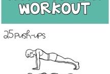 Work Out / by Shannon Kernan