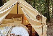 Camping or Glamping / by Teresa Turner