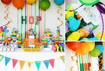 Easter Decorations and Party Ideas / Hop to it this Easter and get creative with your decorations and celebrations!