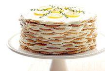 Lemon Lime Yum / Lemon and lime recipes