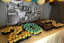 Graduation Party Ideas / Toast the new graduate with these creative party decor and celebration ideas!