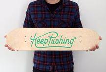 Skateboards 〰 / Skateboards & other board designs