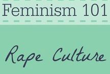FEMINISM: Rape Culture / A look at the problems primarily in the States regarding sexual harassment, sexual assault, and rape. Also includes the problems with Purity Culture and Modesty Culture, aka women bearing the burden of all sexual responsibility, including the burden to prevent sexual harassment, sexual assault, and rape.