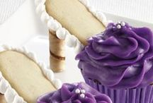 Perfect Office Party Desserts / Be the office favorite with these creative, cool and easy ideas from Cake Mate®.