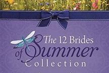 The 12 Brides of Summer / Twelve historical tales of Western romance.