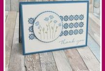Background Bits - Stampin' Up! / UK Stampin' Up! Demonstrator - Teri Pocock   Paper Crafting   SU   Scrapbook Page   Scrapbooking   Card Making   Cards   Purchase Stampin' Up! supplies 24/7 from stampinmagic.com