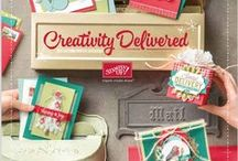 2017 Autumn / Winter (Holiday) Catalogue - Stampin' Up! / UK Stampin' Up! Demonstrator - Teri Pocock | Paper Crafting | SU | Scrapbook Page | Scrapbooking | Card Making | Cards | Purchase Stampin' Up! supplies 24/7 from stampinmagic.com