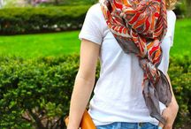 Crazy About Scarves / by Rose Frey