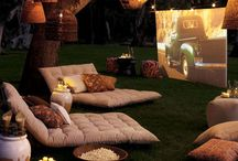 Get In My Back Yard! / Outdoor spaces, and back yard fantasies.