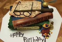 Harry Potter Party / by Charity Hall