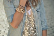 In Love with Chambray / by Rose Frey