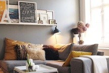 Home interior inspiration / Our homes are our havens, here are a few inspirations to keep you going!