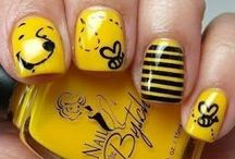 Designs for Nails {Beauty} / Nail Colours, Nail designs everything that you can do with your nails to make them look pretty :)