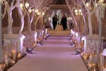 Inspirational Weddings / Ideas for all things wedding related. see here for Bridal wear ideas: http://www.pinterest.com/peachicato/bridal-wear/
