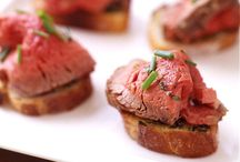 Meat... Everything else is just a side... / Recipes Centered Around Meat