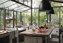 Chef's Dream Spaces / Kitchens