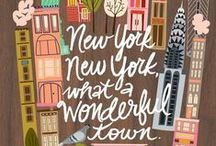 The City That Never Sleeps / All things New York, New York .....