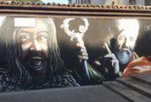 Murales a Milano / Murales nelle varie zone di Milano