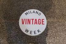 Milano Vintage Week 2014 (Seconda edizione) / Foto di venerdì 7-11-2014 alla Milano Vintage Week (Seconda edizione).