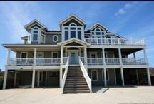 OBX Vacation Homes / If you are looking for an amazing OBX vacation home we have one for you right here! Check out this board of all our new rentals for 2015 and book your best beach vacation ever!