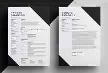 resume & folio inspiration