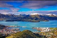 New Zealand  Postcards ( South Island) / South Island Postcards