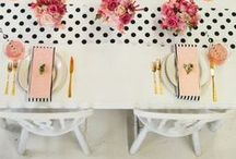 Home - Entertaining / by Tiffany Style Blog