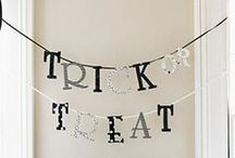 Holiday - Halloween / Spooky Halloween decor and recipe inspiration and ideas.  / by Tiffany Style Blog