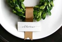 Holiday - Christmas / Christmas decor and ideas / by Tiffany Style Blog