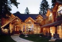 Beautiful Log Cabins