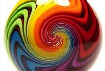 Rainbows and rainbow colors / by Denise Stuart