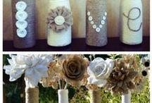 Craft Ideas / by Sandy Martin