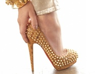 Shoes - HH (Metallic) / by Diane Gervais