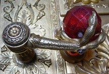 Houses - Door Knocker, Handle... / by Diane Gervais