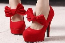 Shoes - HH (Reddish) / by Diane Gervais
