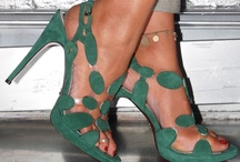 Shoes - HH (Greenish) / by Diane Gervais