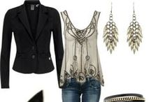 Fashion - Outfits / by Diane Gervais