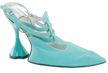 Shoes - HH (Turquoise) / by Diane Gervais