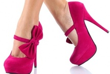 Shoes - HH (Pink) / by Diane Gervais