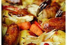 food / by Kati Davidson Cujdik