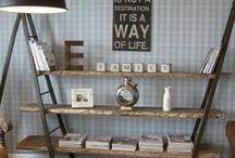 Book shelf / by Chantale