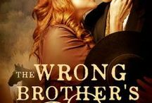 The Wrong Brother's Bride / Photos inspiring this historical romance novel. Now available from Lyrical Press! / by Allison Merritt