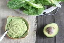 Absolutely avocado  / All things avocado. Sweet & savory  Desserts, salads and more made with healthy avocados
